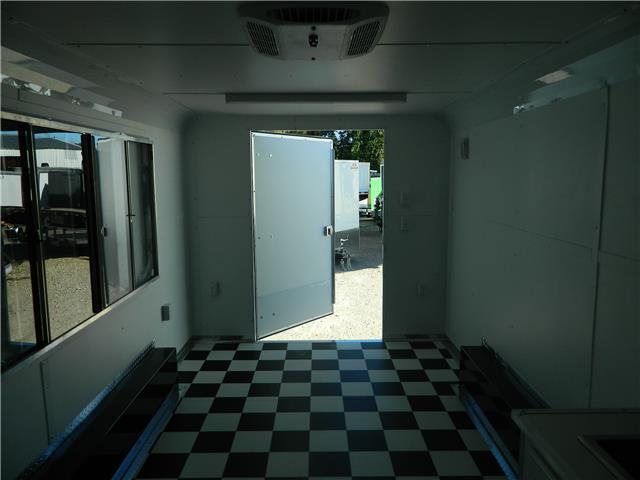 2018 Cargo Craft 8.5 x 16 Expedition Vending / Concession Trailer