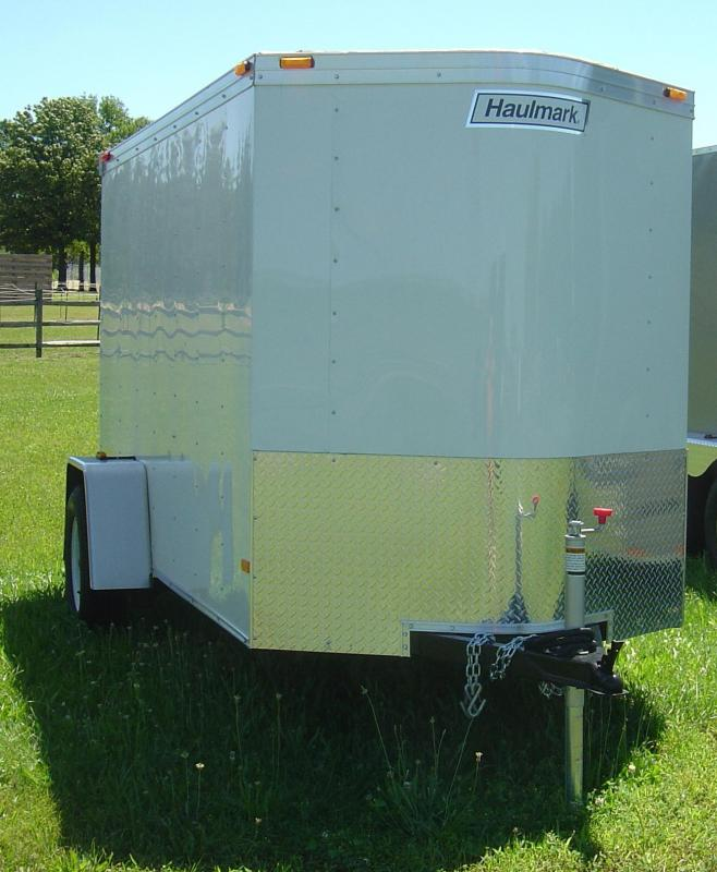 Haulmark Transport Enclosed Cargo Trailer