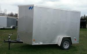 Haulmark Thrifty Hauler Enclosed Cargo Trailer