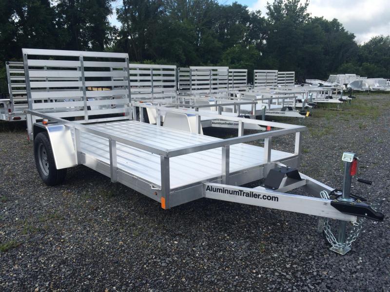 2016 ATC 6x12 Aluminum Utility
