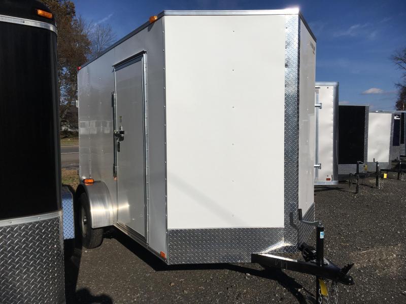 2018 Samson W6x10SA Enclosed Cargo Trailer - Double Door