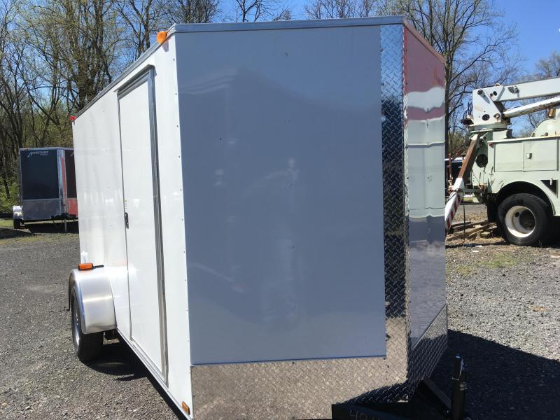 2018 Samson W6x12SA Enclosed Cargo Trailer