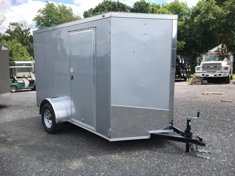 2018 Samson SP6x10SA Enclosed Cargo Trailer