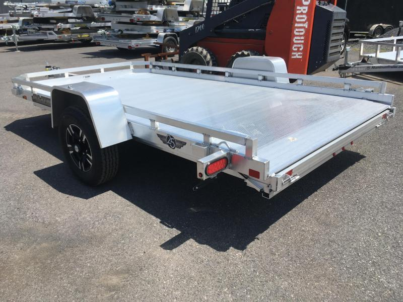2019 Aluma 7712HSLR 25th Anniversary Edition Trailer