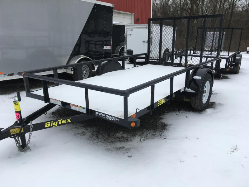 2018 Big Tex Trailers 35SA-12BK4RG