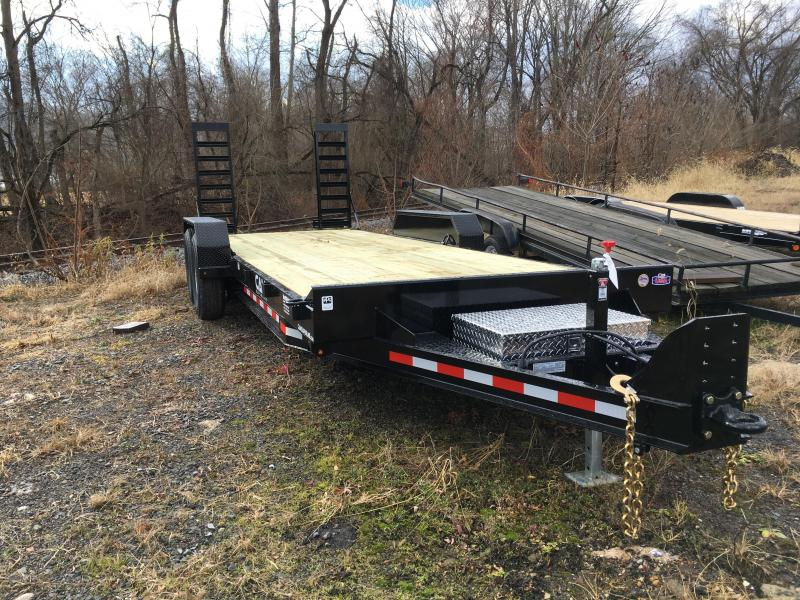 2017 Cam Superline 7CAM20C Equipment Trailer