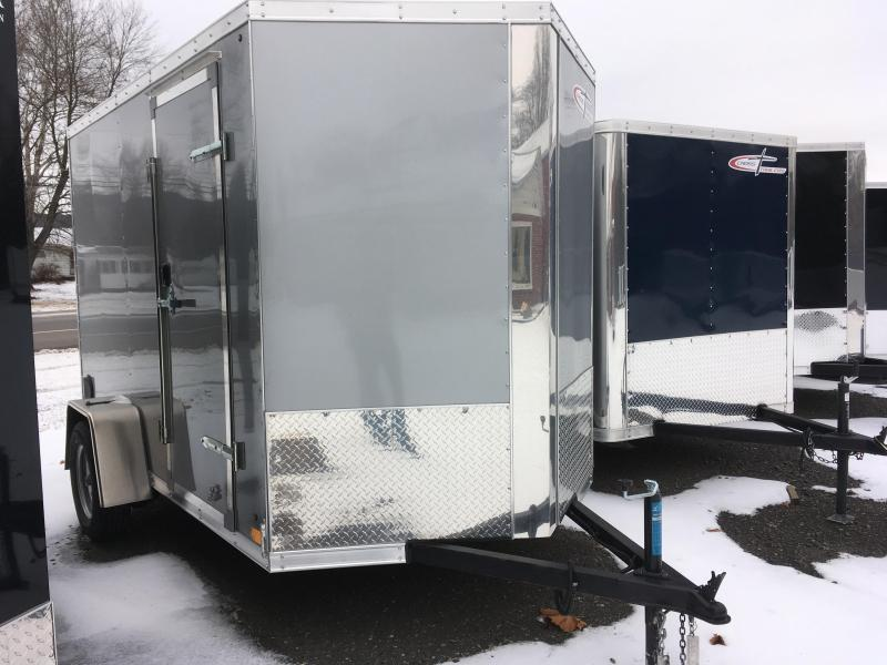 2018 Cross Trailers 610SA Cargo Trailer - Extra Height