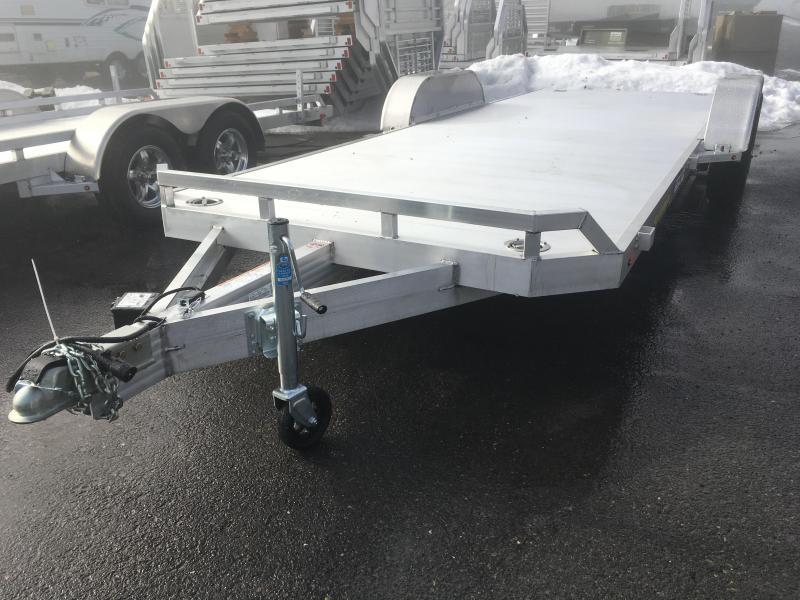 2018 Aluma 8220H Car Hauler - 9990#GVWR