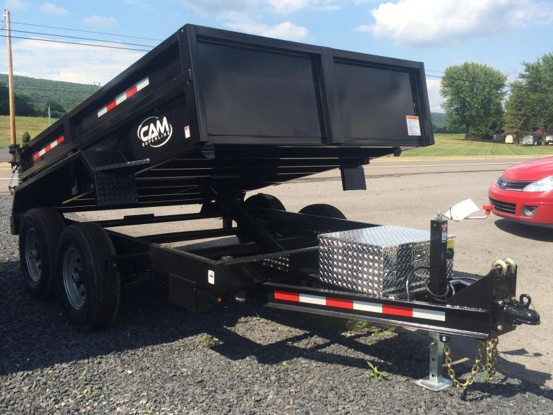 2018 CAM 5CAM610LPD w/ Ladder Ramps