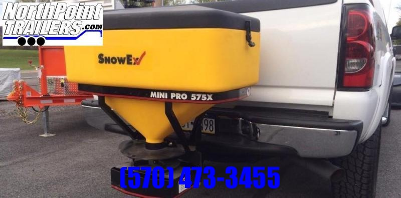 2017 SnowEx SP-575X-1 Salt Spreader