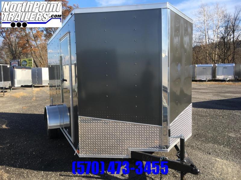 2018 Samson SP7x12SA Enclosed Cargo Trailer
