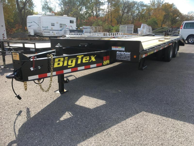 2018 Big Tex Trailers 22PH-20+5