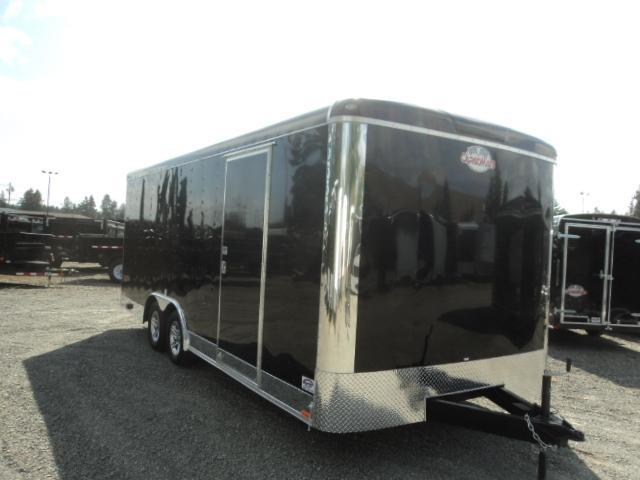 2018 Cargo Mate BL824TA3 Enclosed Cargo Trailer