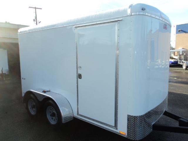 2018 Cargo Mate Blazer 7X12 7K Enclosed Cargo Trailer