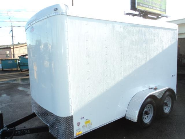 2018 Cargo Mate Blazer 7X12 7K Enclosed Cargo Trailer