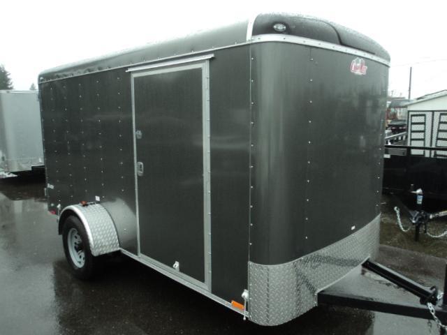 2018 Cargo Mate Blazer w/Rear Ramp and RV Side Door