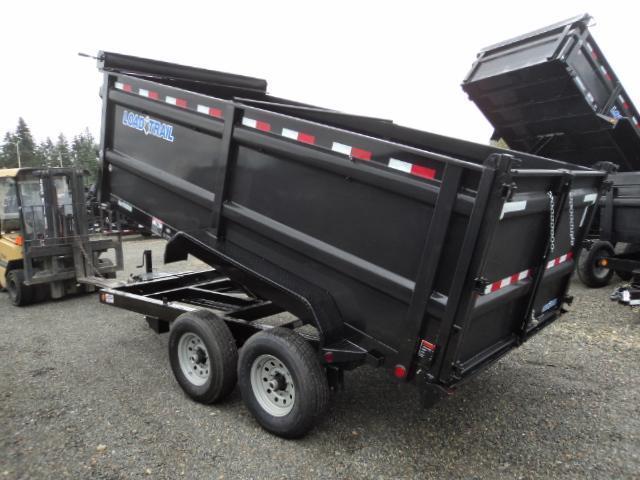 2018 Load Trail 7X14 14K w/Tarp Kit/4ft High Sides/Tarp Kit/Ramps