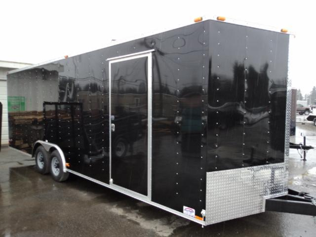 2017 Cargo Mate E-series 8.5X24 TA3 Enclosed Cargo Trailer