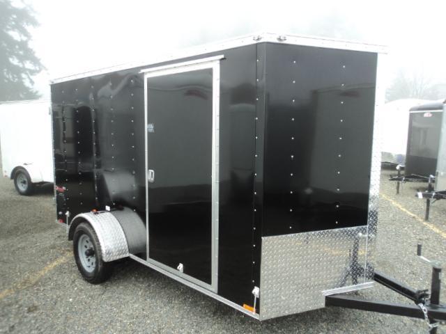 2017 Cargo Mate E-series 6X12 SA Enclosed Cargo Trailer