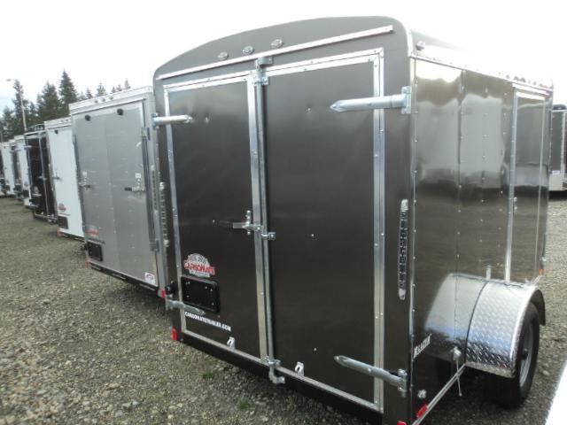 2018 Cargo Mate Blazer 6X12 Cargo Trailer