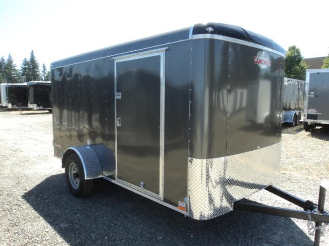 2018 Cargo Mate Blazer 6X12 Cargo Trailer W/Ramp door