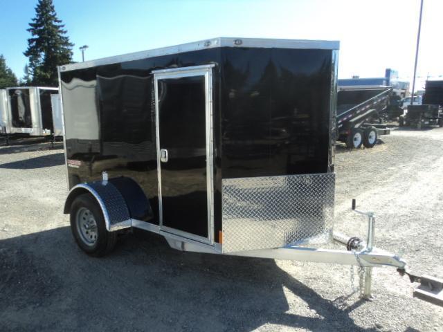 2017 Cargo Mate EHWA58SA Enclosed Cargo Trailer W/RAMP