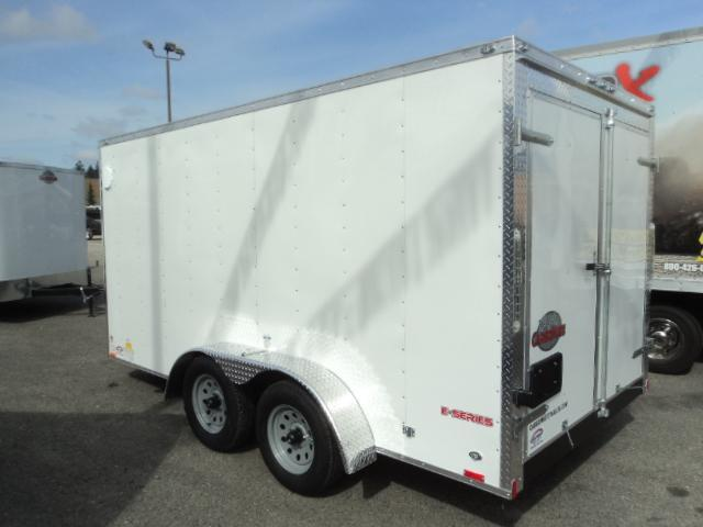 2018 Cargo Mate E-Series 7x14 7K w/Rear Cargo Doors