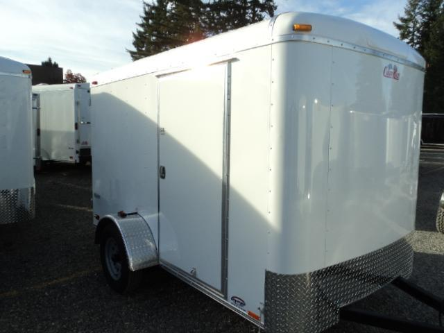 2018 Cargo Mate 6X10 Cargo / Enclosed Trailer