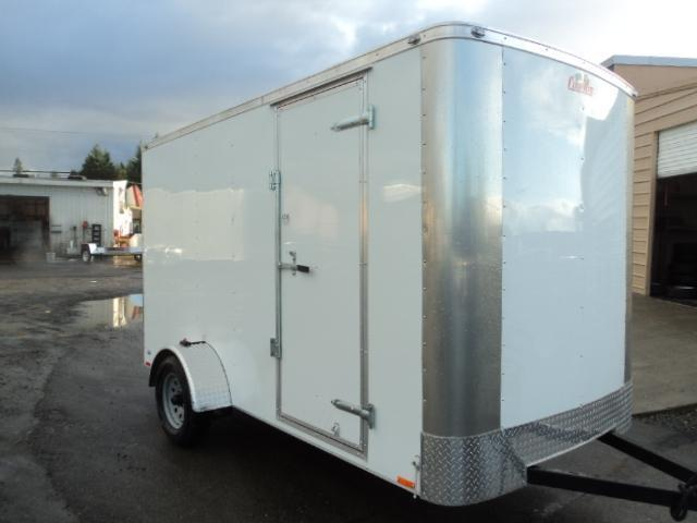 2018 Cargo Mate Challenger 6x12 Cargo Enclosed Trailer