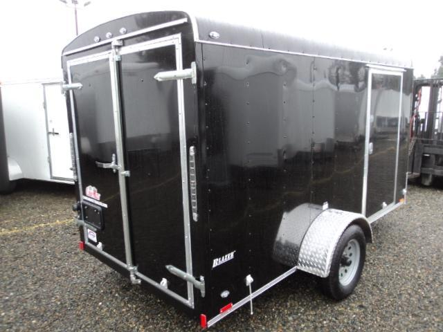 2018 Cargo Mate Blazer 6X14  Cargo / Enclosed Trailer