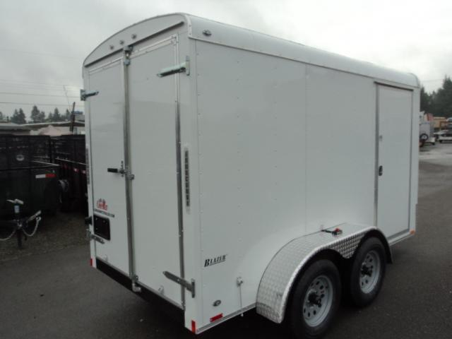 2018 Cargo Mate Blazer 6X12 7K Tandem Axle Cargo / Enclosed Trailer