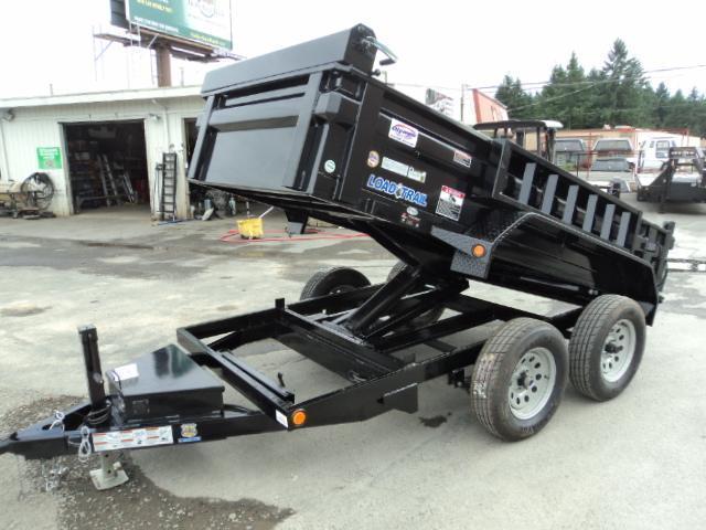 2017 Load Trail 5x10 7K Tandem Axle Dump