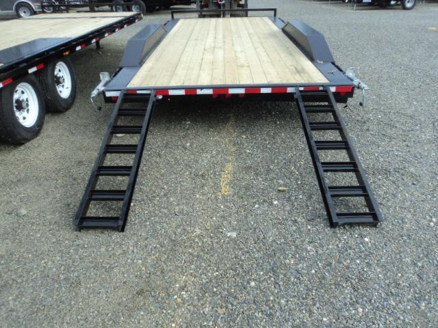 "2018 PJ Trailers 20' x 5"" Channel Buggy Hauler Trailer"