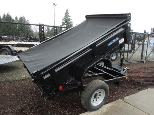 2017 Load Trail 5X10 5k w/Tarp kIt Single Axle Dump