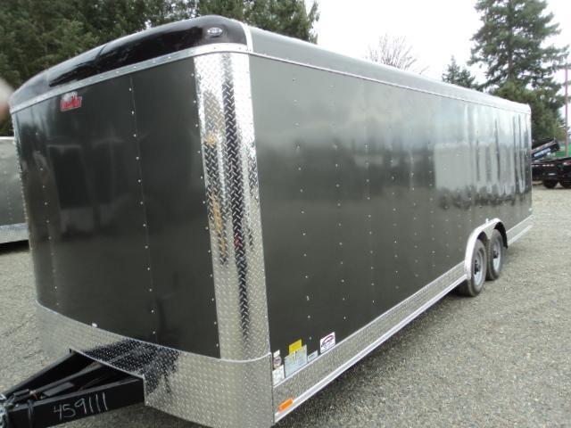 2017 Cargo Mate Blazer 8.5X24 10K ENCLOSED TRAILER