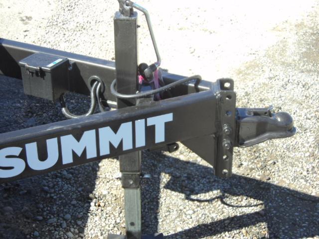 2017 Summit Cascade 8.5x16 10K Deckover  Car / Racing Trailer