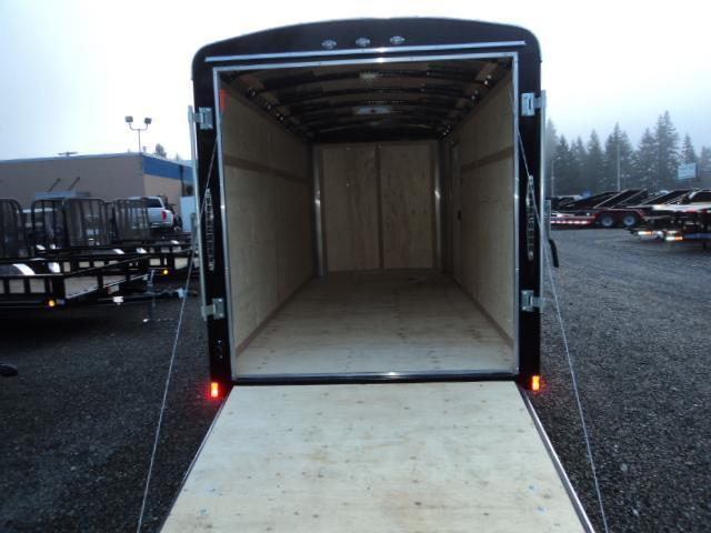 2018 Cargo Mate Blazer 6X14 w/Rear Ramp Door