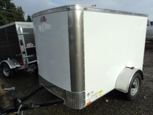 2017 Cargo Mate Challenger 5x8 Enclosed Cargo Trailer