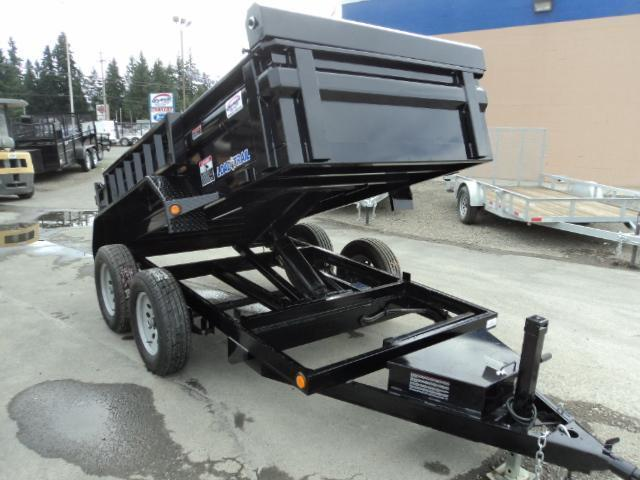 "2018 Load Trail 5x10 10K w/18"" sides/Tarp Kit/Ramps"