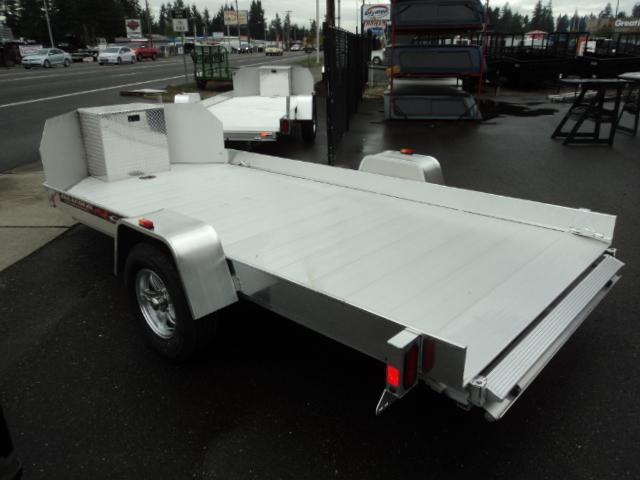 2018 Aluma UT12 ATV Trailer