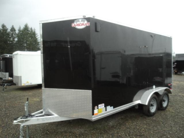 2018 Cargo Mate EHWA714TA2 Enclosed Cargo Trailer