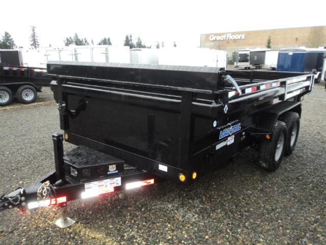 """2017 Load Trail 7X14 14K w/24"""" King Size Sides/Tarp Kit/Ramps/Scissor lift"""