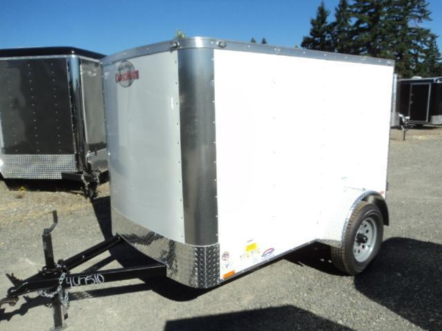 2018 Cargo Mate Challenger 5x8 Enclosed Cargo Trailer
