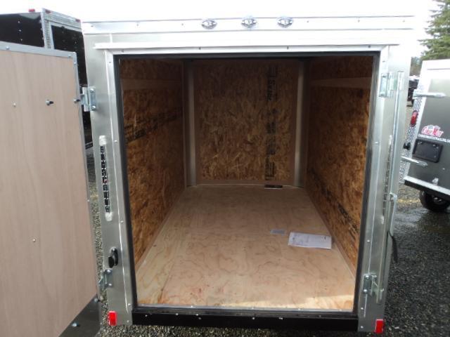 2018 Cargo Mate Challenger 5x8 Enclosed Cargo Trailer