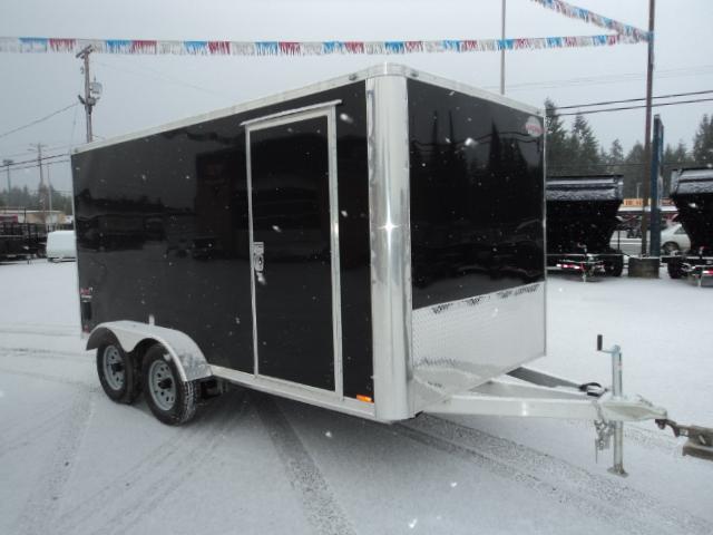 2017 Cargo Mate EHWA714TA2 Enclosed Cargo Trailer