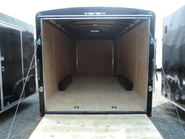 2018 Cargo Mate Blazer 8.5x24 10K w/Additional Height/Extended Tongue+++