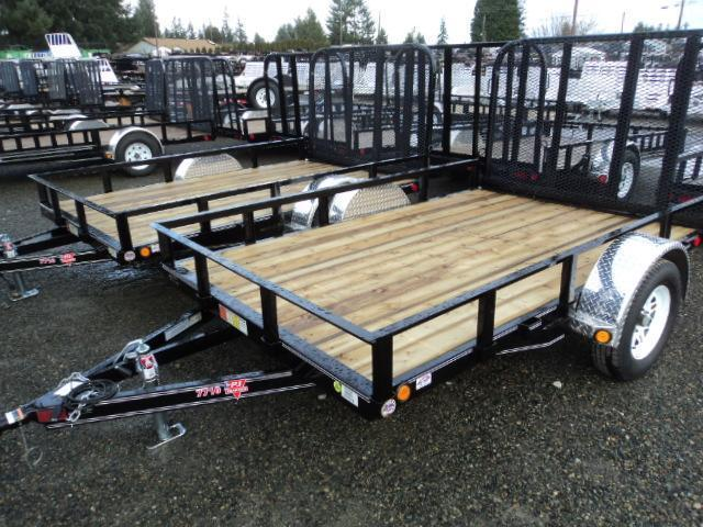 2018 PJ Trailers 6.5X12 Channel Utility Trailer & INVENTORY | Olympic Trailer | PJ and Cargo Mate flatbed and cargo ... jdmop.com