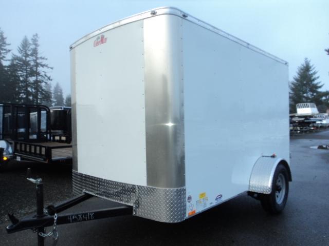 2018 Cargo Mate Challenger 6x12 Cargo Enclosed Trailer