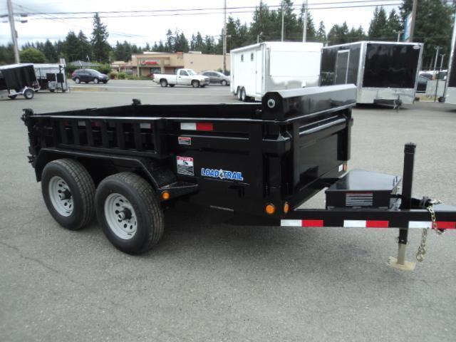2017 Load Trail 5X10 10k w/Tarp Kit Tandem Axle Dump