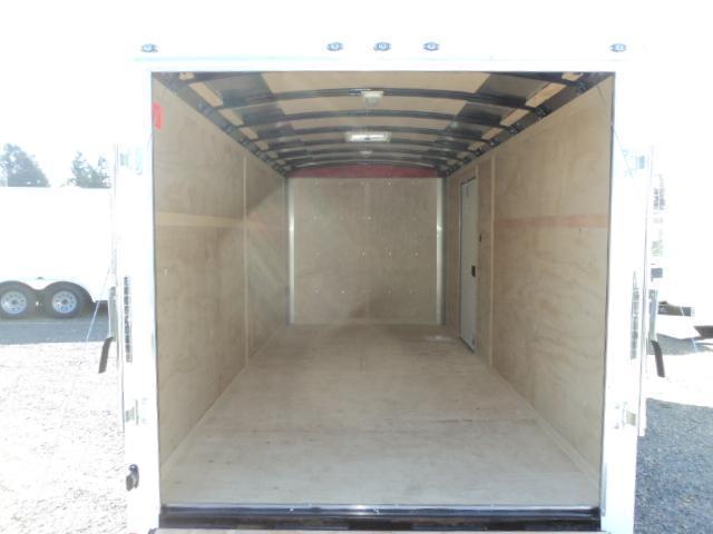 2018 Cargo Mate Blazer 7X16 7K w/Rear Ramp Door